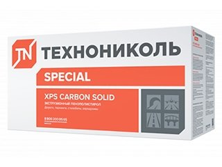 "CARBON SOLID TB 500 ""Тип А"" (2х50) 1180х580х100-L"